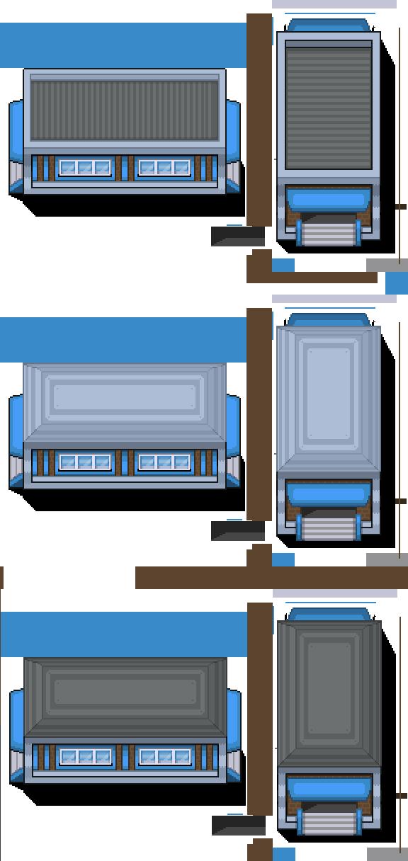 Gatehouses