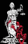 Daredevil Lady Justice 2