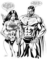 HeroesCon by smittyd