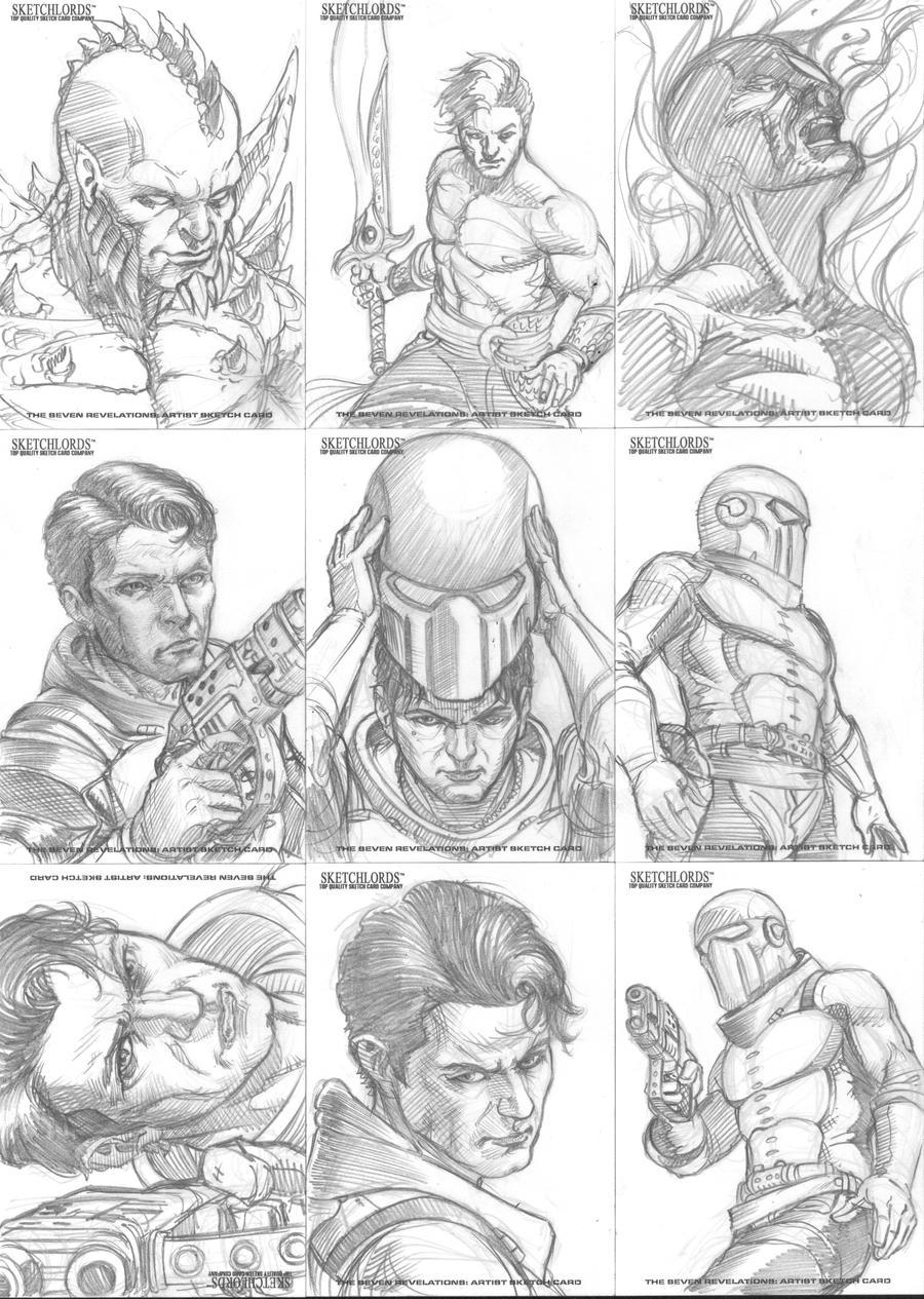 Sketchlords Teaser by artofneff