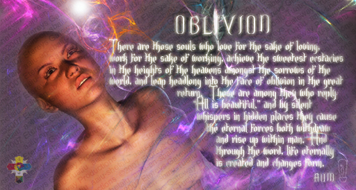 Oblivion by Etereys