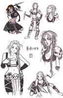 Sketch Page_ Kokora
