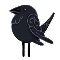 Black Bird by BlackBirdInk