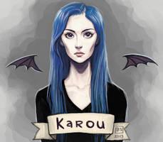 Fan Art Karou
