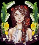 Mini Portrait__Persephane