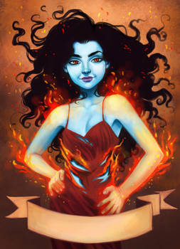 Ruby the Bonfire