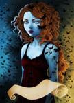 Sarai the Muse of Nightmares