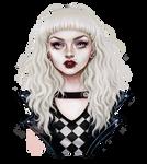 Mini Portrait Color__Harley