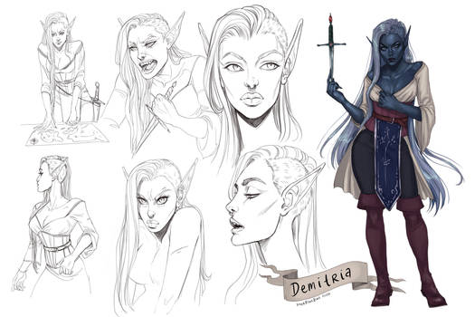 Sketch Page_Demitria