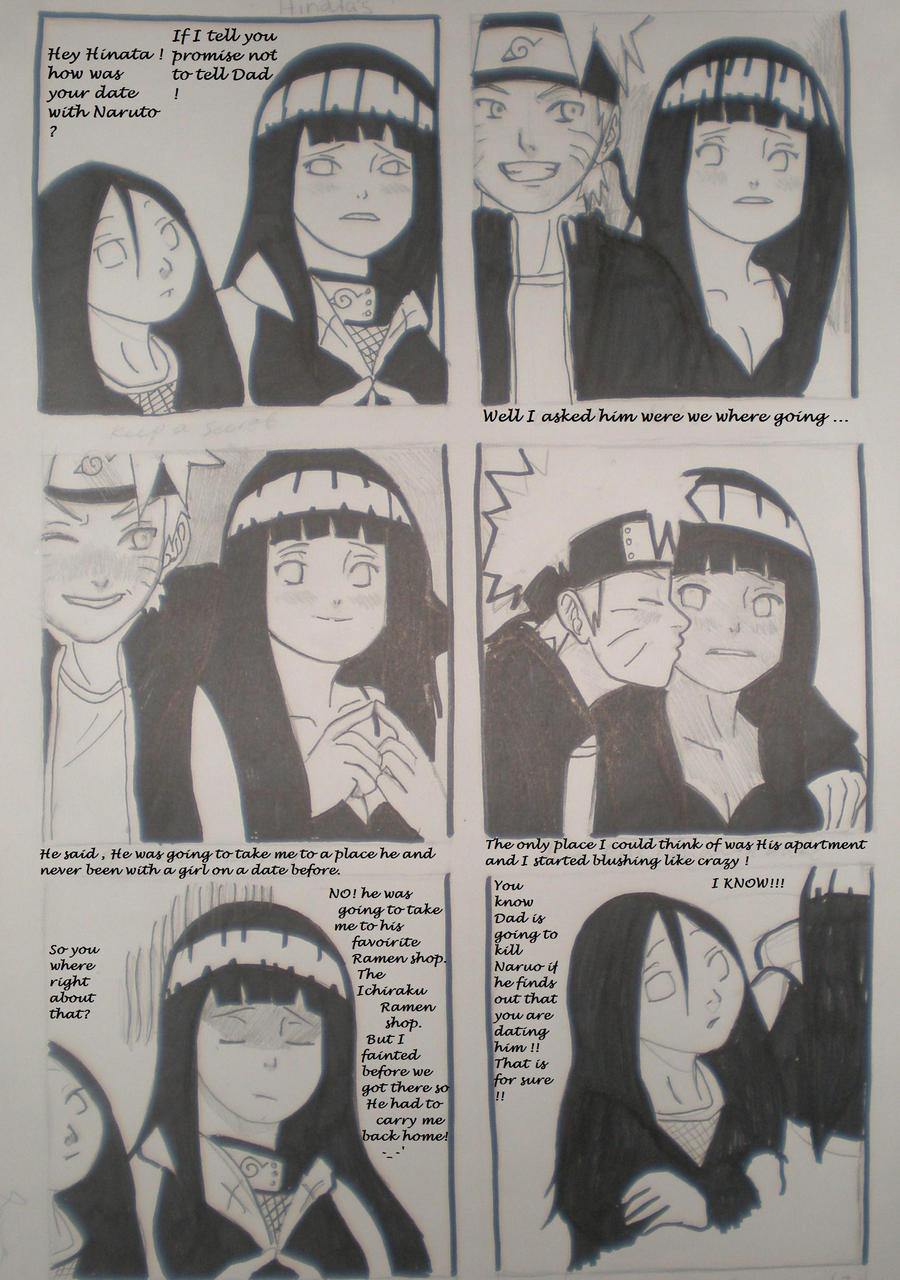Naruto Dating Hinata Fanfiction « Populaarne globaalne