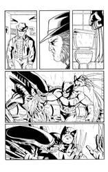 Wolverine VS aliens