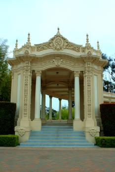 temple gazebo