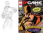 Superheroes y Villanos