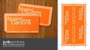 Noemi Business Card