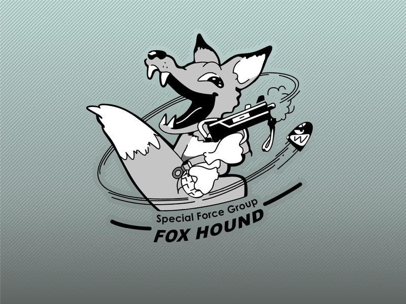 Fox Hound By Junkandres