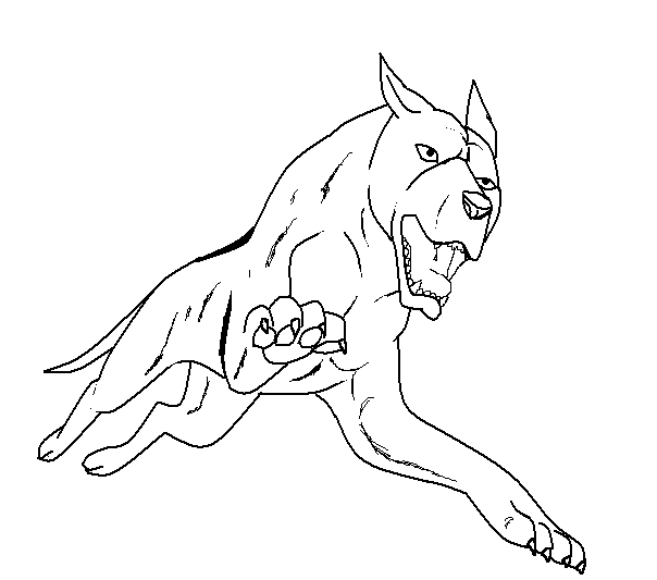 Great dane drawings anime pictures to pin on pinterest for Great dane coloring pages