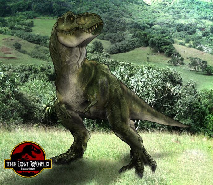 Lost World T-Rex by Tai91 on DeviantArt T Rex The Lost World Jurassic Park