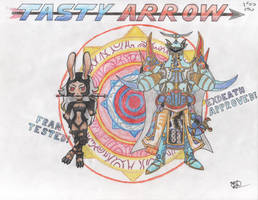 TASTY ARROW!
