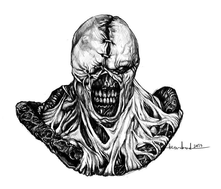 Resident Evil Nemesis By Aegia On Deviantart
