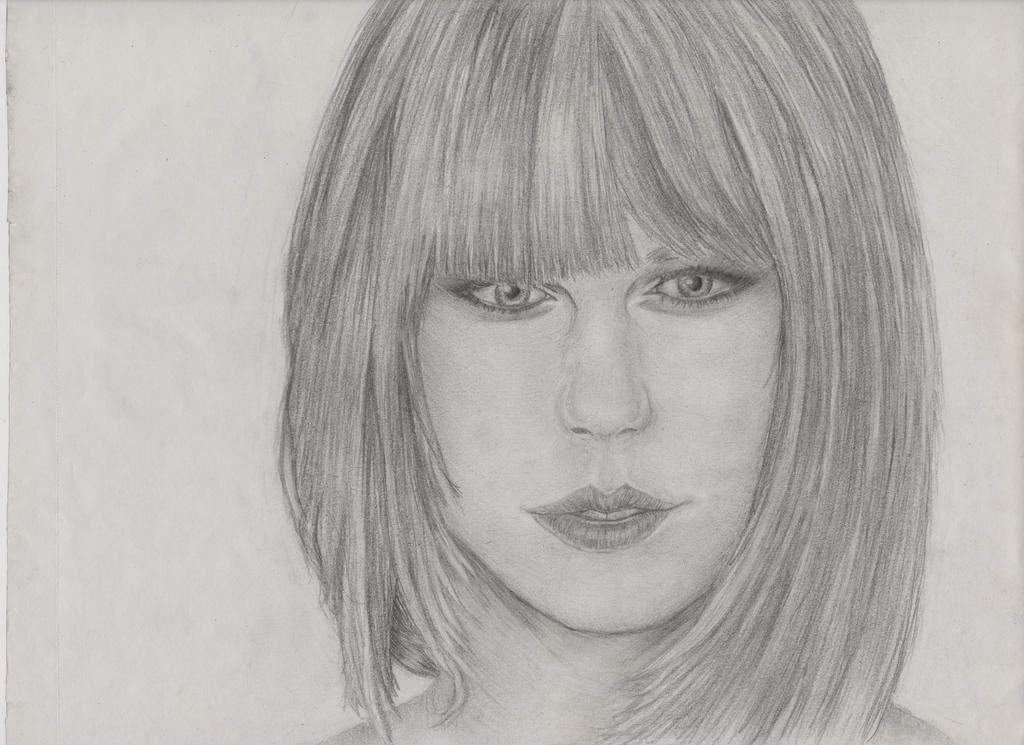 Drawing Lines With Swift : Taylor swift by marysdrawing on deviantart