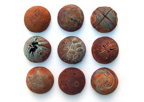 rusted pods