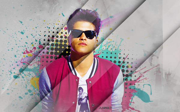 Bruno Mars Graphic By JLSBreezy On DeviantArt