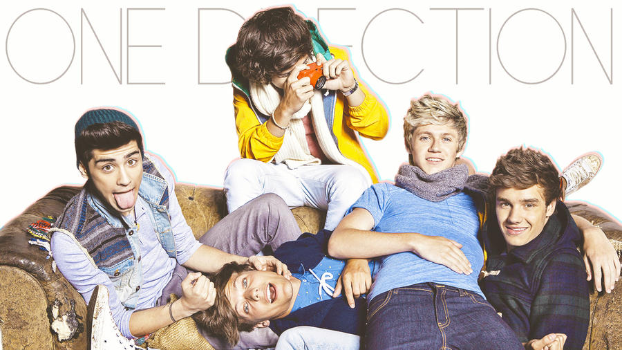 One Direction Wallpaper By JLSBreezy