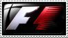 Formula 1 Stamp by TheexplosiveGFX