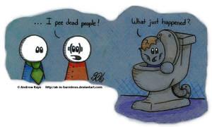 I Pee Dead People