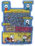 Cartoon Zombie Freakout