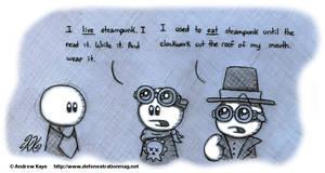 Steampunks by AK-Is-Harmless