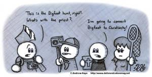 The Bigfoot Mission