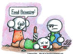 Food Poisoning by AK-Is-Harmless