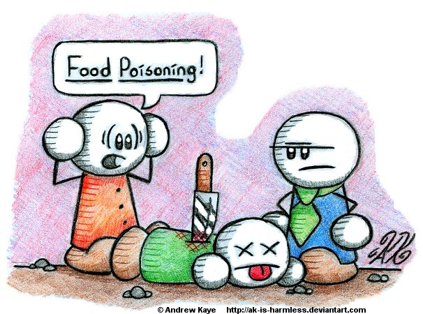 prevention of food poisoning pdf