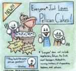 Pelican Cakes