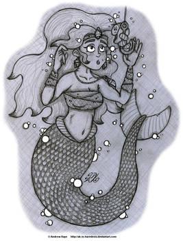 Sketch - Mermaid