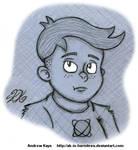 Futurama - Cubert by AK-Is-Harmless