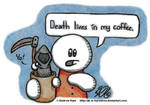 Coffee Of The Damned