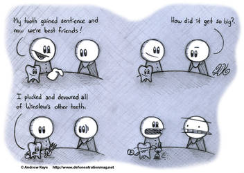 Tooth Buddy by AK-Is-Harmless