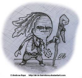Sketch - Neep Elder by AK-Is-Harmless