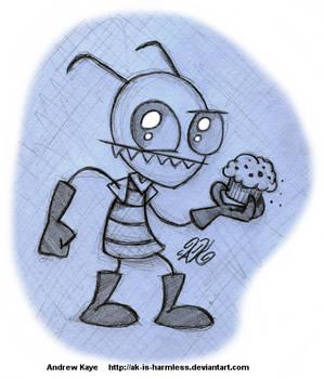 Sketch - Invader Zim