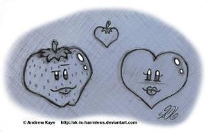Sketch - Berry Romantic