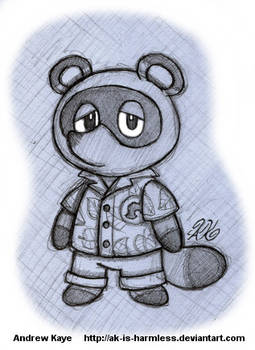 Animal Crossing - Tom Nook