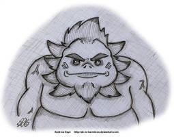Sketch - Darunia