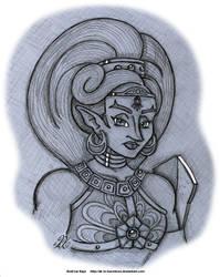 Sketch - Urbosa