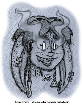 Sketch - Toon Folly 2