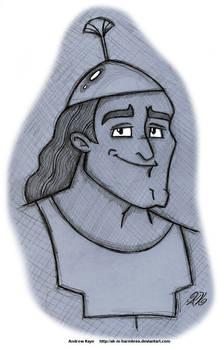 Sketch - Kronk