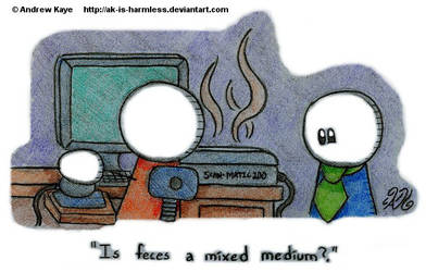 Mixed Medium by AK-Is-Harmless