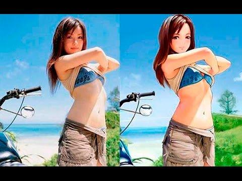 Как сделать из фото в аниме онлайн