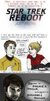 -Star Trek Reboot Art Meme-